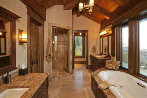 badezimmer landhausstil plan on how to create rustic bathroom ideas