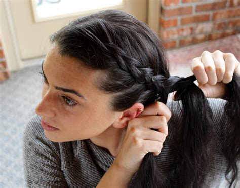 3 Simple Braid Hairstyles To Try Hairstyles For Thin Natural Black Hair Color Skin What Do Guys Like Curly Or Straight Hairstyle Ideas Short Braids Images 2016 Wedding African American Brides Over 40 Round Face Best Haircut Thick