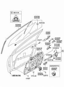 82481a5010 - Hyundai Panel Assembly