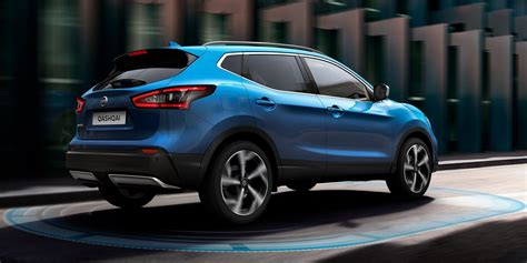 Nissan Crossover by New Nissan Qashqai Suv Crossover Nissan