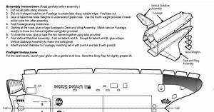 Space Shuttle Glider Template Pdf Pdf