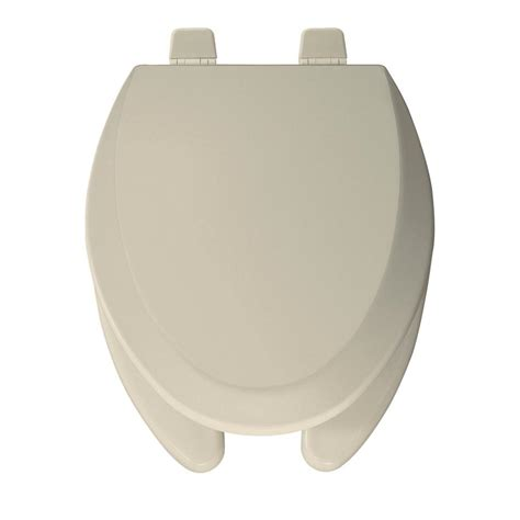 Bemis Elongated Open Front Toilet Seat In Bone1550ttt 006