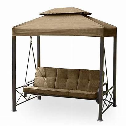 Gazebo Canopy Replacement Swing Garden Swings Winds