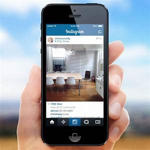 Instagram For iOS 7 Now Available With Redesigned ...