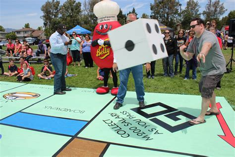 Board Game Lovers Come Out To Play On Worlds Biggest
