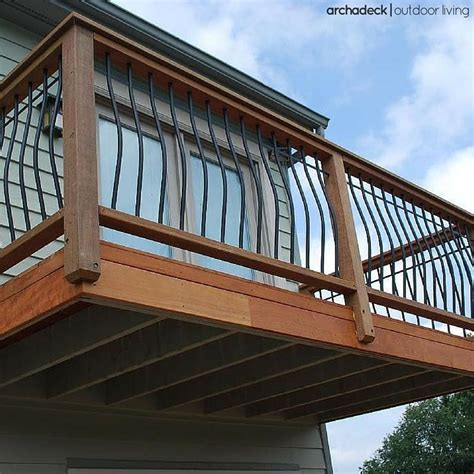 Small Stair Railing by Small Balcony Deck Without Stairs Small Outdoor Spaces