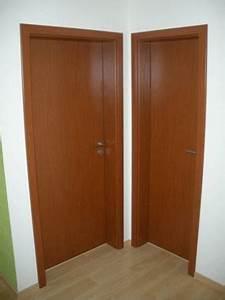 Montáž vnitřních dveří