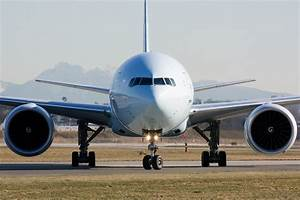 Air Canada Boeing 777-300ER While On Runway Aircraft