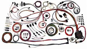 1968-1969 El Camino Wiring Harness Kit - Part  510158