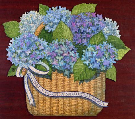 Nantucket Basket - Wooden Jigsaw Puzzle - Liberty Puzzles ...