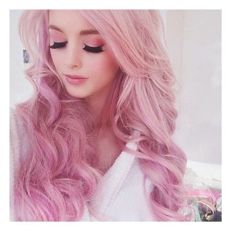 Best 25 Pastel Pink Hair Ideas On Pinterest Pale Pink