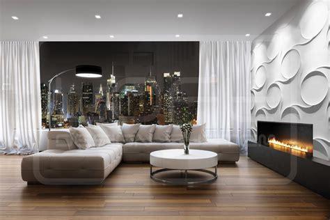 Dekorative Wandgestaltung • Bilder & Ideen • Couch