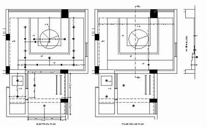 Plan Layout Dwg Construction