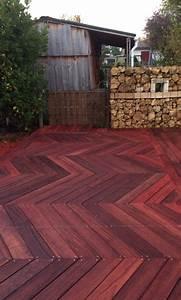 Bois Exotique Pour Terrasse : terrasse bois padouk parquet et terrasse en bois m rignac ~ Dailycaller-alerts.com Idées de Décoration
