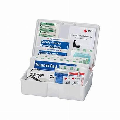 Aid Kit Personal Cross Supplies Redcross Kits