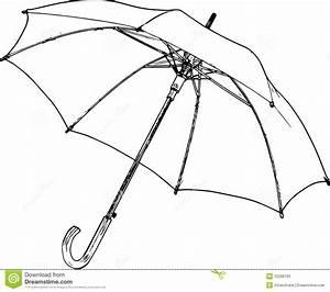 Upside Down Umbrella Clipart - ClipartXtras