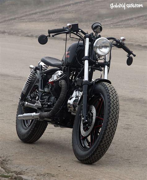 moto guzzi nevada 350 bobber style by galaxy custom casyus bobber style moto