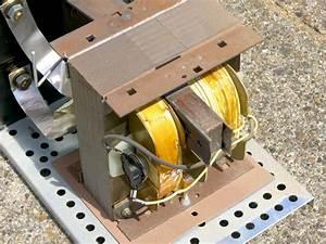 The Welding Transformer