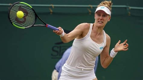 wimbledon  alison riske unseeded stuns top ranked