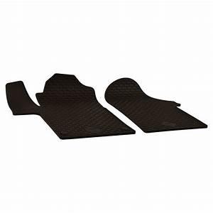 tapis de sol en caoutchouc noir pour mercedes benz vito With tapis de sol vito