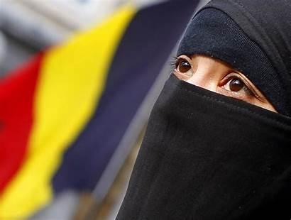 Belgium Muslim Niqab Face Barenakedislam Burka Princess
