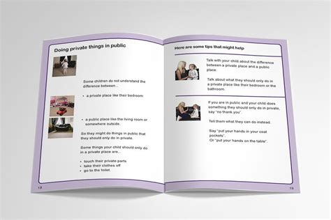 tricky moments booklet printout booklet designs