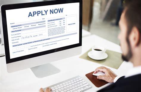Government Job Applications