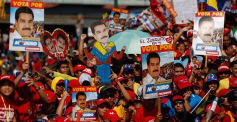 venezuela election  autocratic consolidation aiia