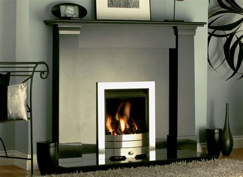 oslo black granite fireplace york fireplaces fires