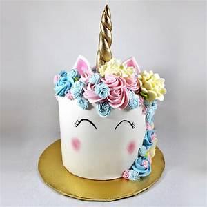Magical Unicorn Rainbow Cake - Frosted Cakery