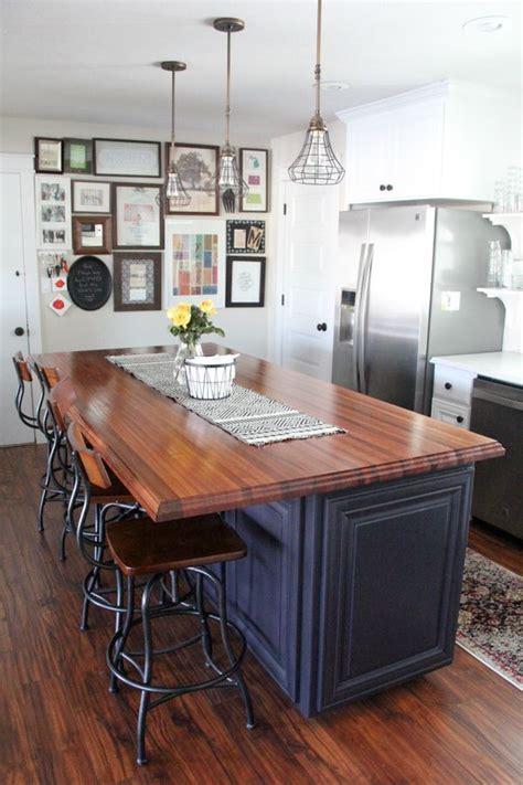 Butcher Block Hardwood Countertops   Feels Like Home