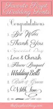 wedding script favorite script wedding fonts the graphics