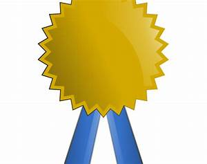 Award Ribbon Clipart Transparent - ClipartXtras