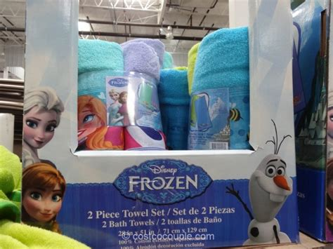 disney frozen bathroom set disney frozen towel set