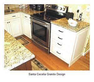 kitchen backsplash stainless steel tiles 20 santa cecelia granite design room ideas home and