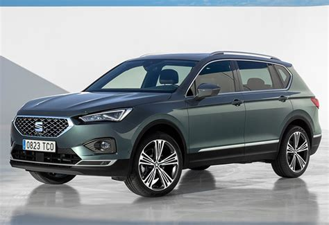 seat launches  latest suv   tarraco