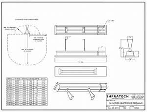 Infratech Slimline Heaters