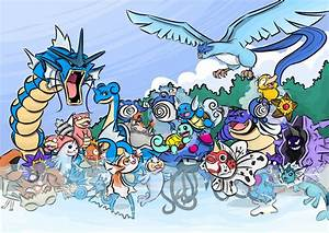 Everything You Need To Know About Water Types - OtakuKart