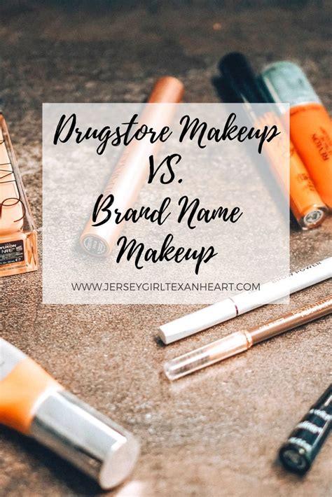 drugstore makeup  brand  makeup jersey girl texan heart