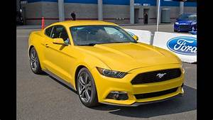 Unboxing a Hotwheels 2015 Ford Mustang (yellow) - YouTube