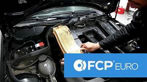 Mercedes Engine Air Filter Replacement - Simple Diy  C300  E350  S400   U0026 More