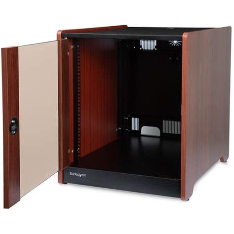 server cabinet  wood finish  server racks cabinets startechcom