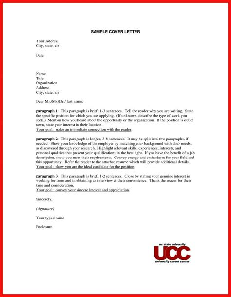 Owl Cover Letter by Letter Format Purdue Owl Apa Exle