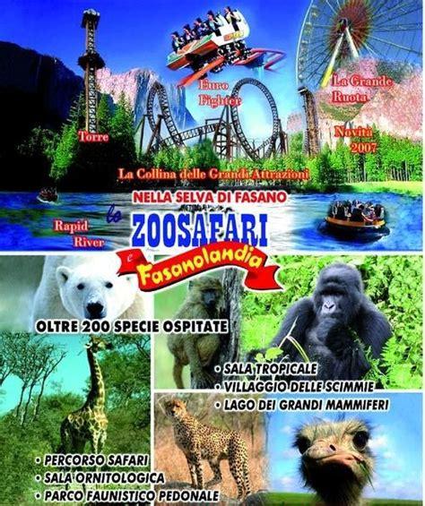 ingresso zoo fasano il parco faunistico zoo safari in puglia uno dei