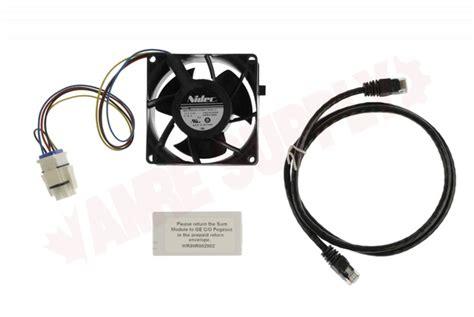 wgf ge refrigerator evaporator fan motor amre