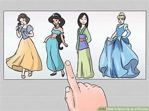 I Dress Up : how to dress up as a princess with pictures wikihow ~ Orissabook.com Haus und Dekorationen