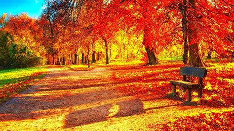 Beautiful Autumn Landscapes Wallpapers by Hd Fall Colours Wallpapers 48 Images