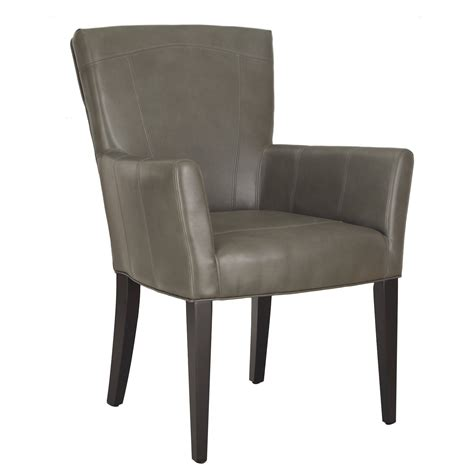 Upholstered Living Room Club Chairs by Joveco Contemporary Accent Upholstered Faux Leather Living