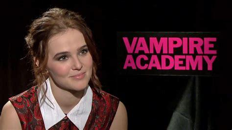 interview zoey deutch zoey deutch vampire academy
