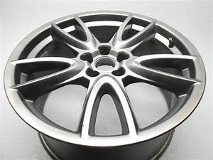 "OEM 2011-2014 Ford Mustang 19"" Wheel Rim 5 Split Y Spoke Gray 